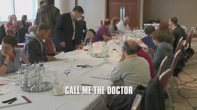 Call Me the Doctor (CON episode)