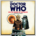 Doctor Who and the Genesis of the Daleks Audiobook