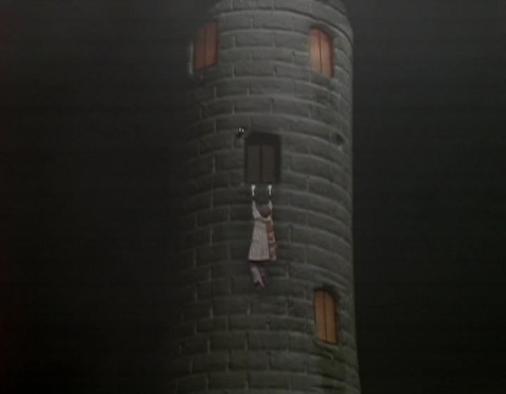 Fang Rock lighthouse