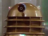Gold Dalek (Day of the Daleks)