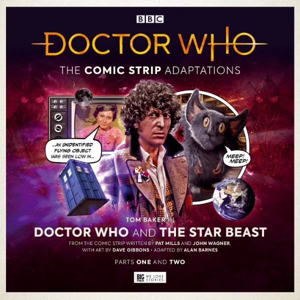 Doctor Who and the Star Beast (audio story)