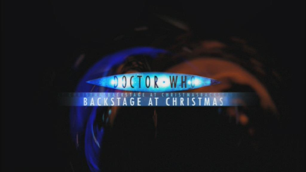 Backstage at Christmas (CON episode)