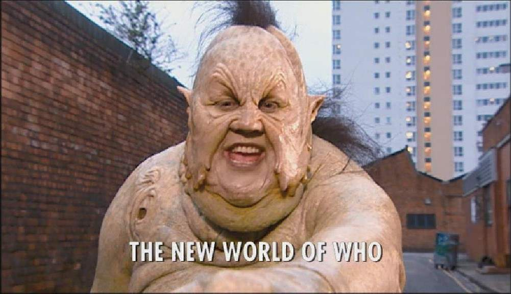 The New World of Who (CON episode)