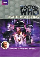 Resurrection of the Daleks Special Edition