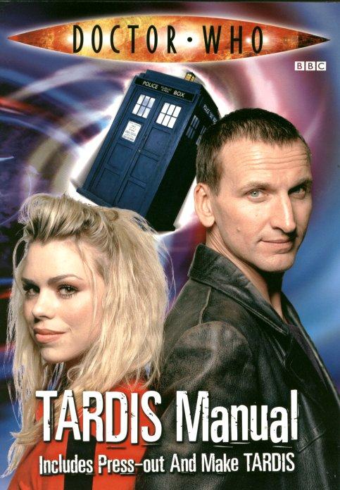 TARDIS Manual (activity book)