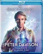 Doctor Who Peter Davison Season 1