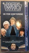 The Five Doctors VHS Norway
