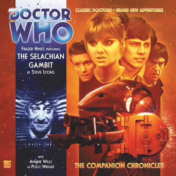 The Selachian Gambit (audio story)