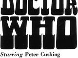 Doctor Who (radio series)