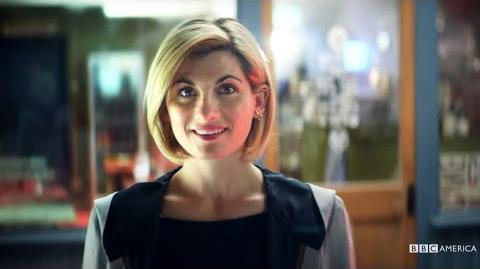 New Doctor Who, New friends, New Adventures First Look Teaser BBC America