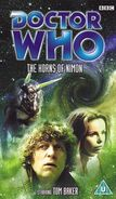 The Horns of Nimon VHS UK cover
