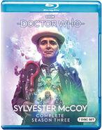 Doctor Who Sylvester McCoy Season 3