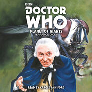 Planet of Giants Audiobook