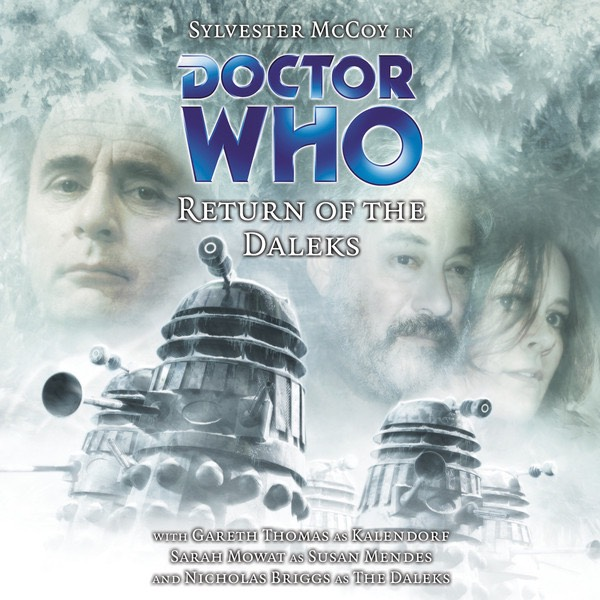 Return of the Daleks (audio story)