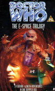 The E-Space Trilogy VHS UK cover
