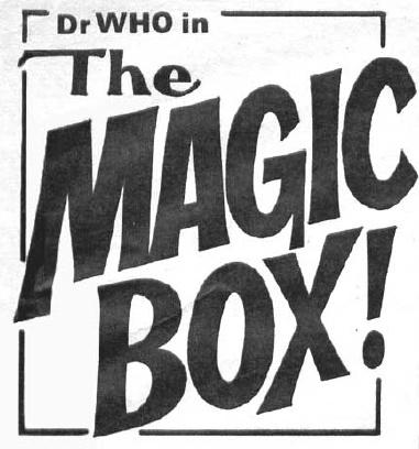 The Magic Box (short story)