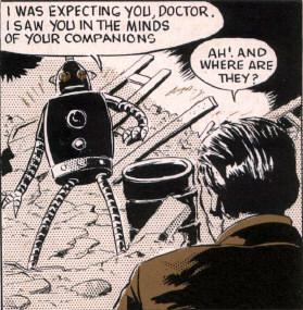 Robot King (comic story)