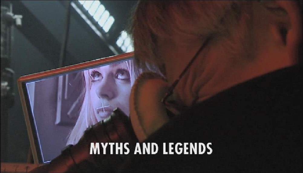 Religion, Myths and Legends (CON episode)