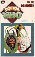 The Daemons Dutch cover