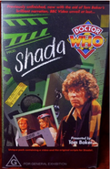 Shada VHS Australian cover