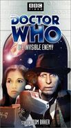 The Invisible Enemy VHS US cover