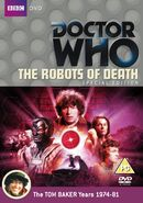Robots of death special edition uk dvd