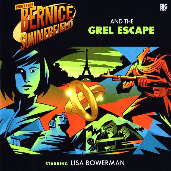 Professor Bernice Summerfield and the Grel Escape (audio story)