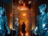 Preacher-Cyberman War