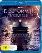 The Power of the Daleks Aus Special Edition Blu-ray