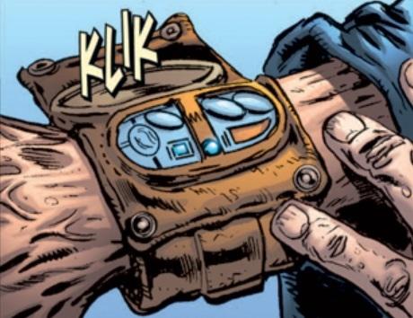 Neal Shaw's vortex manipulator