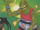 Meteorite Meeting (comic story)