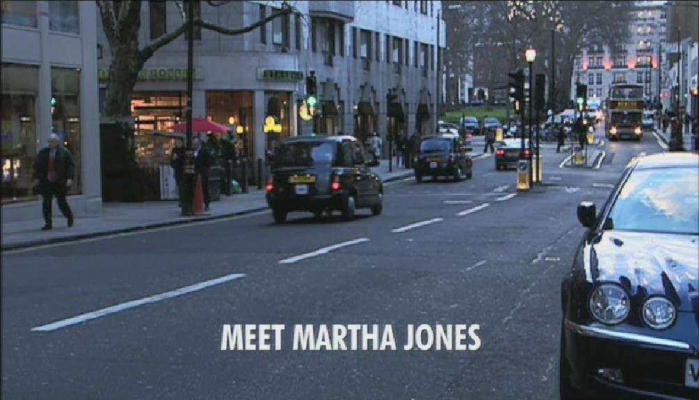 Meet Martha Jones (CON episode)