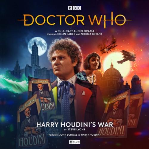 Harry Houdini's War (audio story)