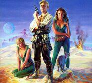 Deadfall cover art