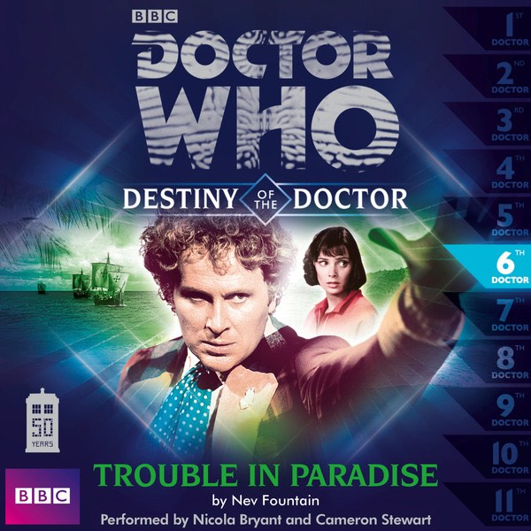 Trouble in Paradise (audio story)