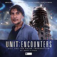 The Dalek Transaction cover