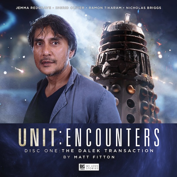 The Dalek Transaction (audio story)