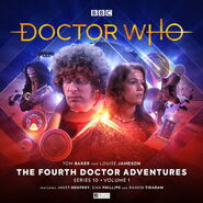 The Fourth Doctor Adventures Series 10 Volume 1