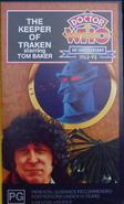The Keeper of Traken VHS Australian cover