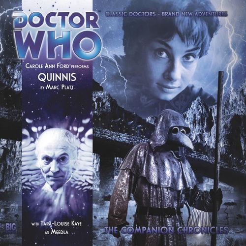 Quinnis (audio story)