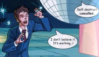 Death Disco (comic story)