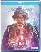 Doctor Who Tom Baker Season 3