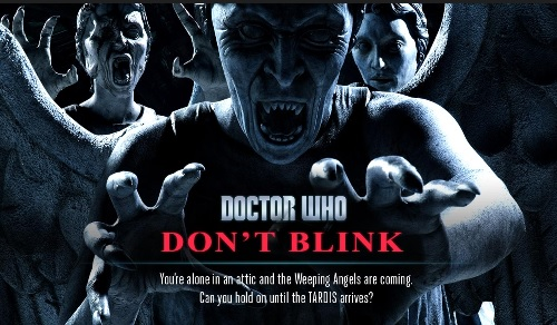 Don't Blink (video game)