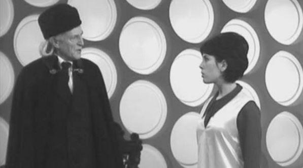 First TARDIS (home video)