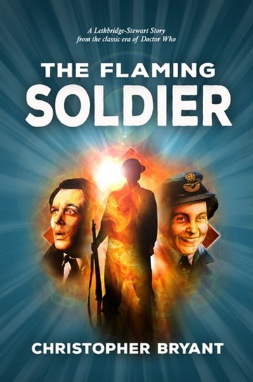 The Flaming Soldier (novel)