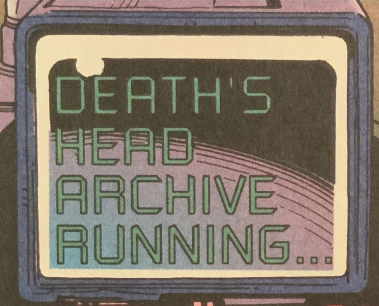 Death's Head Interactive Archive
