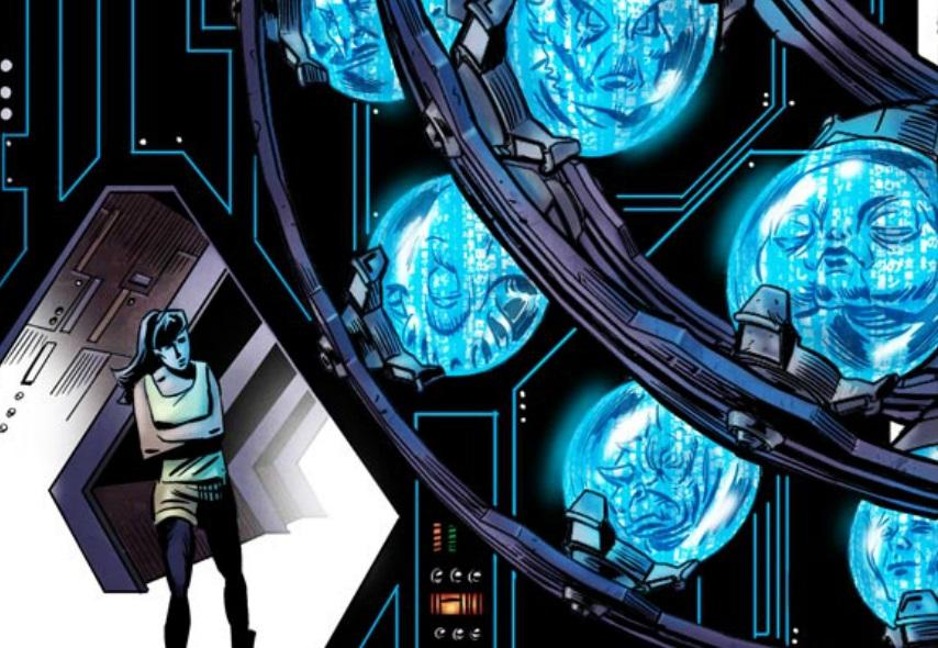 Return of the Krulius (comic story)