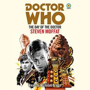 The Day of the Doctor audiobook