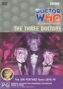 The Three Doctorsdvd