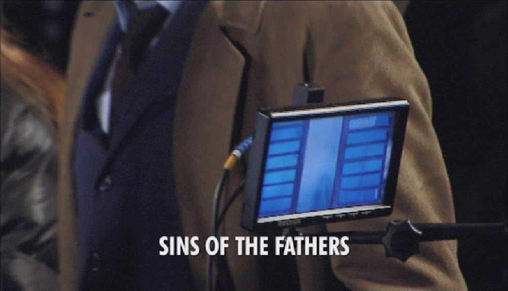 Sins of the Fathers (CON episode)